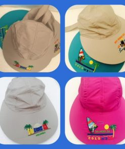 Pavas Gorra Playera Damas