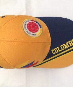 Gorra Seleccion Colombia Mundial de Futbol