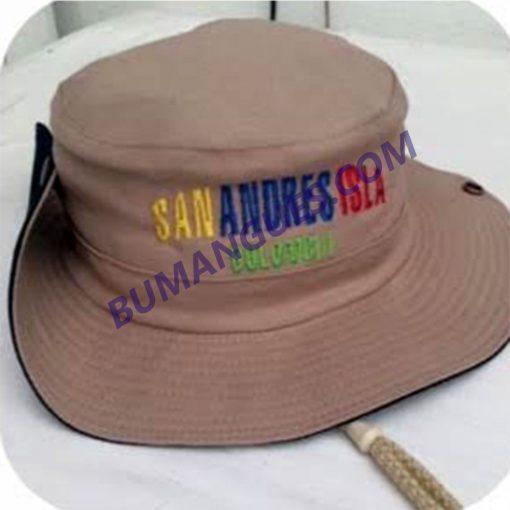 Sombrero Tipo Safari