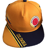 Gorra Mundial 2018 - Equipo Colombia