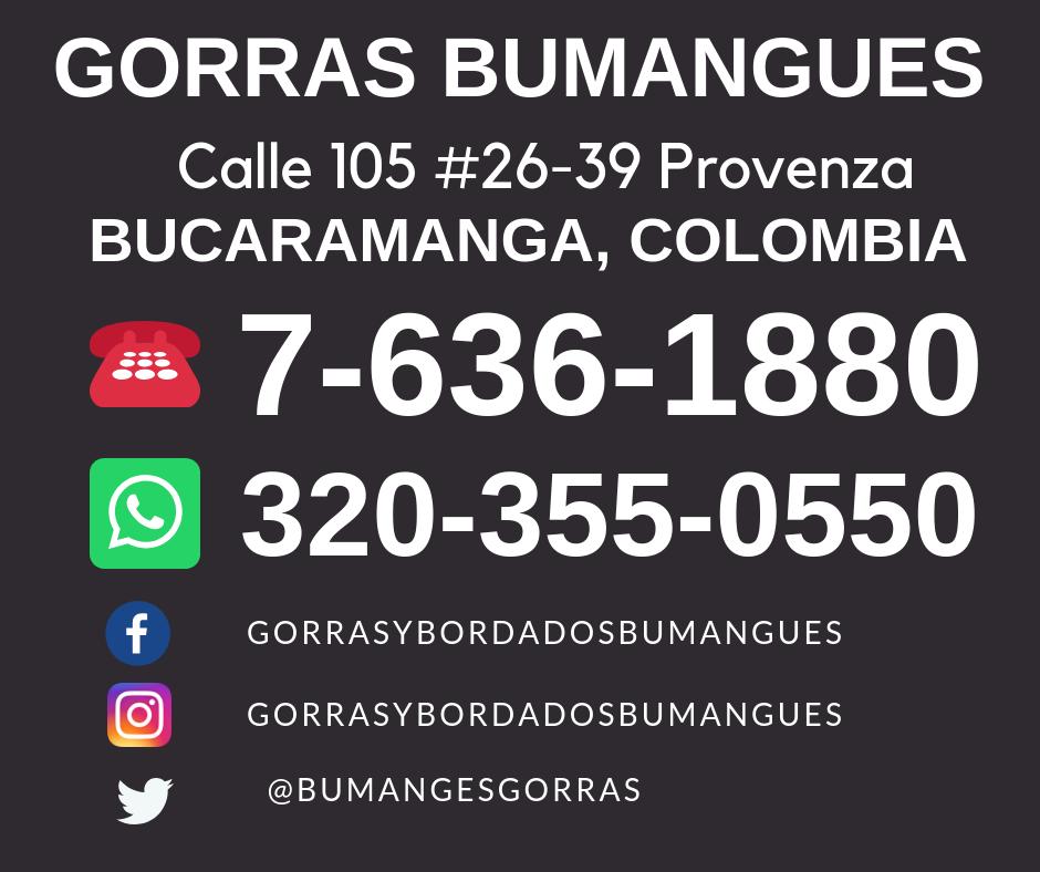 Contactenos al 6361880 o WhatsApp 320-355-0550