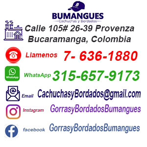 Contacenos a Bumangues.com